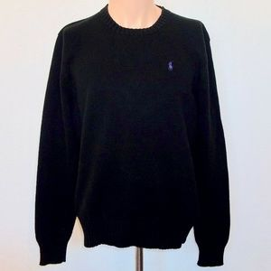 POLO by Ralph Lauren mens sweater SZ L